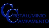 Logo Cristaluminio Campamento, fabricante de ventanas en Madrid